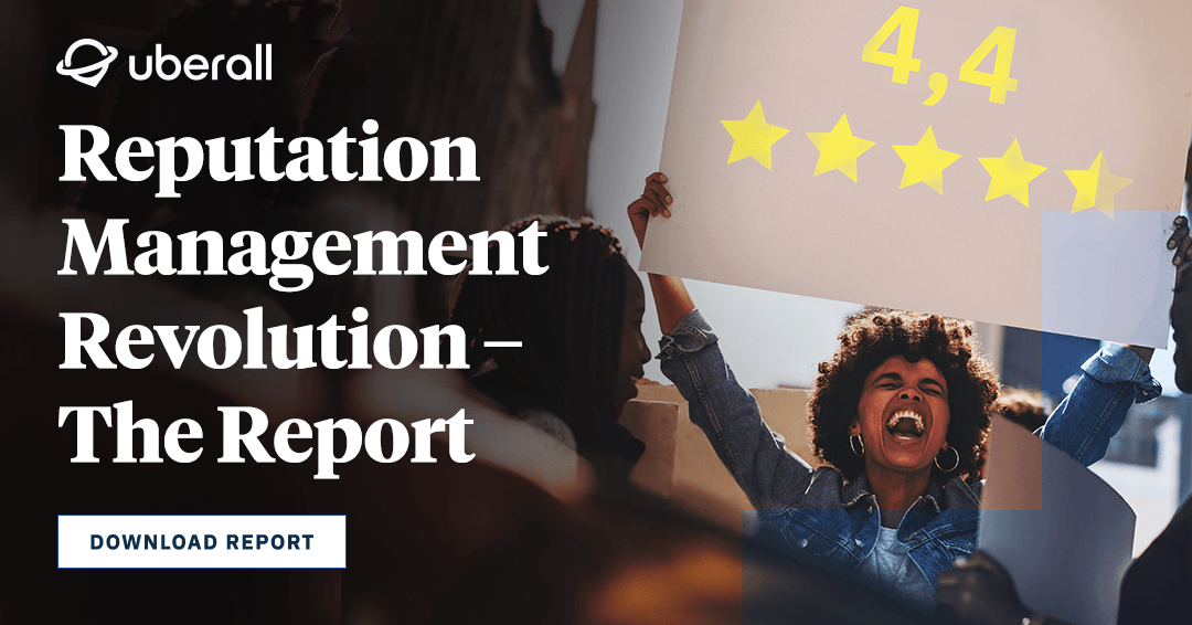 The Reputation Management Revolution: A Global Benchmark Report